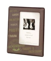 Daddy Outdoor Photo Frame